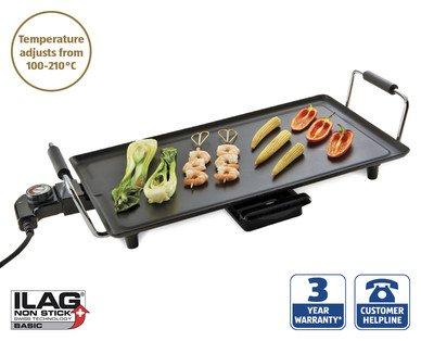 teppanyaki grill @ aldi £9.99 from 14th aug