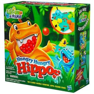 ** Hasbro Hungry Hippos only £4.99 @ John Lewis **