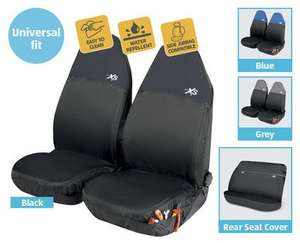 Heavy Duty Car Seat Covers £4.99 from 14th at Aldi