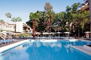 Two weeks in Tenerife, 4* hotel inc half board with flights from Birmingham airport £387 @ latedeals