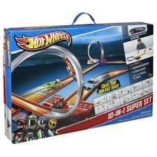Hot Wheels 10-in-1 super track @ Boots. Half price - 27.94 inc delivery