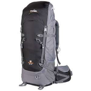 VANGO Pumori Black 60+10 Rucksack Was £109.99 Now £49.99 P&P From £3.99/Possible C&C @ Decathlon