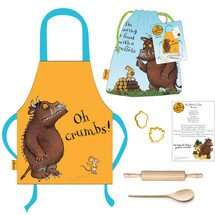 Kids Gruffalo Baking Set now £7.69 @ Dunelm,  plus Mr Men/Fairy/Robot kids baking items in Clearance (see post)
