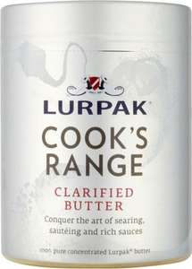 Lurpak Cook's Range Clarified Butter (250g) ONLY £2.00 @ Asda