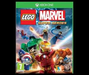 Lego: Marvel Superheroes - Xbox One - Free Delivery at Tesco Direct £26.90