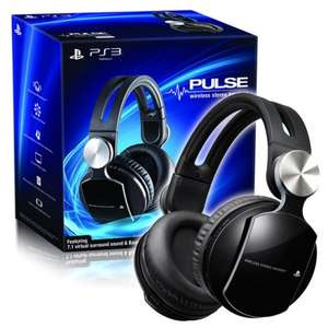 Sony Pulse Elite Wireless Headset PS3, PS4 & PC £59.99 @ Argos