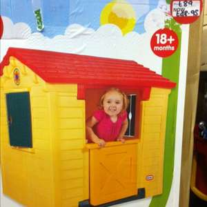 Little tikes playhouse £48.95 @ Asda