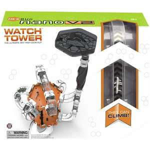 Hexbug Nano V2 Watch Tower over 70% off £8.74 @ John Lewis free C&C (or £3 standard dev)