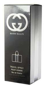 Gucci Guilty Travel Spray for men - 30ml, £15, free c&c or £2.95 delivered from lloydspharmacy