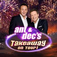 Ant & Dec in Manchester