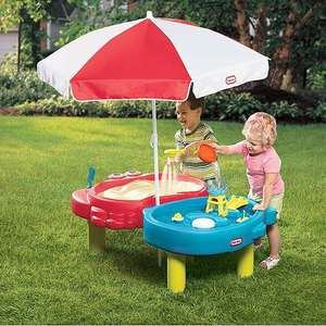 Little Tikes Sand and Sea table  £59.99 at Adventure toys.