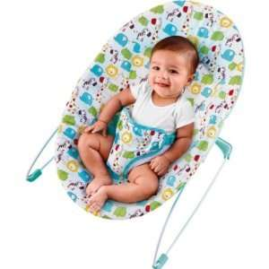 bright starts baby bouncer parade of pals £10.00 instore at morrisons