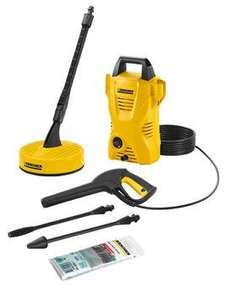 Karcher K2 home pressure washer with patio cleaner! B&M £50!
