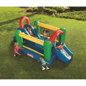 Little Tikes Jump and Double Slide Bouncer £149.96 @ Toys 'r' Us