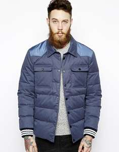 Get ready for the cold... Down fill mens coats, jackets & gilets 70% off at ASOS (e.g. Was £65, now £16 with free delivery & free returns)