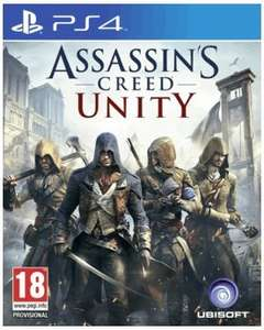 Assassins Creed Unity PS4/XboxOne/PC GAME - £44.99 with Voucher code @ Game