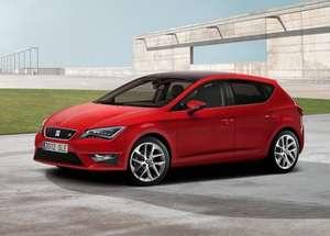 Seat Leon 2.0 TDI 184 FR - 24 month lease - £176.39 p/m - £1298.32 initial - 5k All Car Leasing