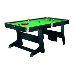 6 foot folding snooker table at Decathlon £79.99