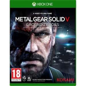Deals with Gold Xbox One - Metal Gear Solid: Ground Zeroes £12.40, Titanfall Expedition £5.59