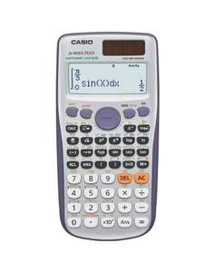 Casio FX-991ESPLUS Scientific Calculator £9.98 @ Amazon
