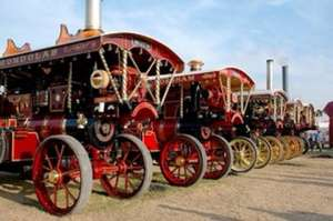 Great dorset steam fair  Entry For Two (£18.95) or family of 4 ( 2 adults 2 kids) £26.95  @ groupon