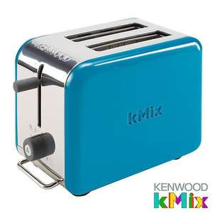 Kenwood Kmix Toasters and Kettles at Kenwood Ebay Store £20 cheaper than usual from £27.99