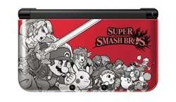 Nintendo 3DS XL Super Smash Bros Limited Edition Console (Game Included) £189.91 Delivered @ VideoGameBox (With Code)