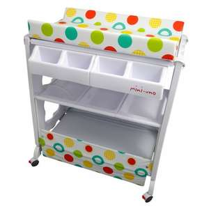 Baby Changing Unit with Bath £39.99 instore  @ Smyths