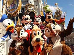 Disneyland Paris 1 Day 2 Park Entry Tickets - Adult £50 / Child £46 - Cheapest Deal On The Net!