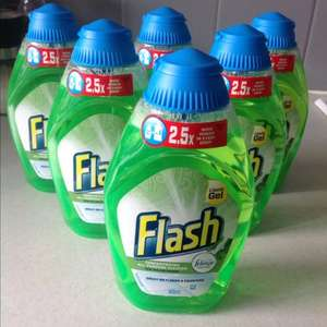 FLASH ALL PURPOSE NEW ZEALAND CLEANER - 50p @ Asda