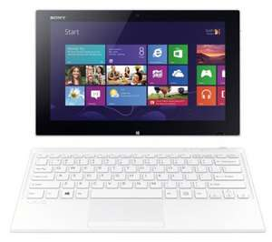 "Sony Vaio Tap 11.6"" 2-in-1 Laptop. Core i5, 4Gb, 128Gb SSD, 1080p Touch Screen £599.99 (£499 after Cashback) @ PC World"
