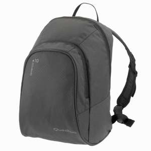 Backpack Arpenaz 10 - Suits Second Bag for Ryanair Carry On £2.99 INSTORE or online with £3.99 delivery (or C&C in selected areas) @ Decathlon