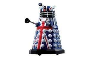 Huge Doctor Who Union Flag / Anniversary Edition Dalek Set @ Ebay/Argos - £19.99 INCL Post