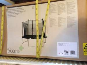 Blooma 8ft trampoline with enclosure £20.00 @ B&Q in store (lakeside Thurrock)
