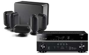Yamaha RX-V777 with Q Acoustics Q7000i 5.1 + QED Cable Pack Bundle £1299.90 Delivered a saving of £358.05 @ Peter Tyson