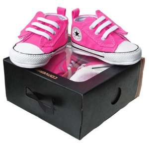 Baby Converse £5.00 @ JD Sports instore