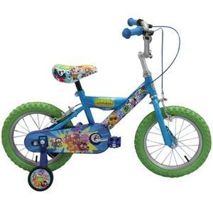"14"" Moshi Monsters Bike clearance £79.96 to £39.96 @ Toys R Us"