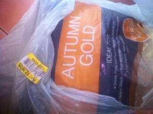 Tesco Autumn Gold Gravel large bag down to £1.20 in store