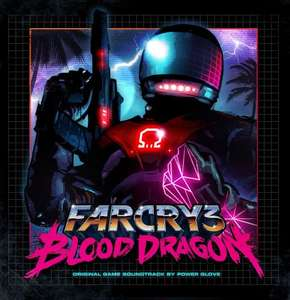 FarCry  3 Blood Dragon OST  on VINYL £21.99 @  Amazon