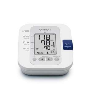 Omron M3 Upper Arm Blood Pressure Monitor £29.99 @ Amazon UK