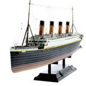 Titanic - Model @ Argos was £24.99 Now £13.99