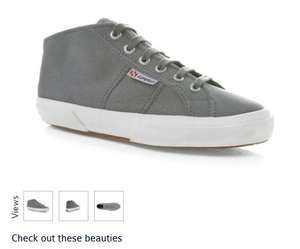 Superga 2754 Cotu - Grey Sage *All size available* #pay %50 less