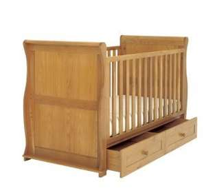 East Coast langham sleigh cot bed £245 using code ( £349 without code) @ Baby City