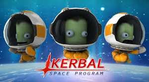 Kerbal Space Program (Steam) £9.60 with code @ GMG