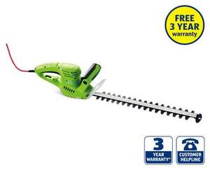 Electric Hedge Trimmer - Aldi £19.99