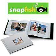 Free Snapfish Photobook - 20 pages, hard cover (postage £3.99) @ Snapfish