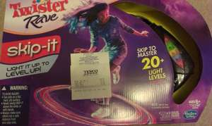 Twister Rave Skip It. Tesco in-store £5