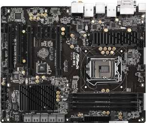ASRock C226 WS - Server / Workstation Socket 1150 Motherboard £144.10 Delivered @ LambdaTek