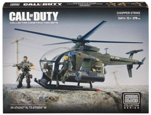 Mega Bloks Call of duty chopper strike £22.97 @ Amazon