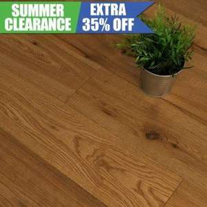 UK Flooring Direct 35% off sale